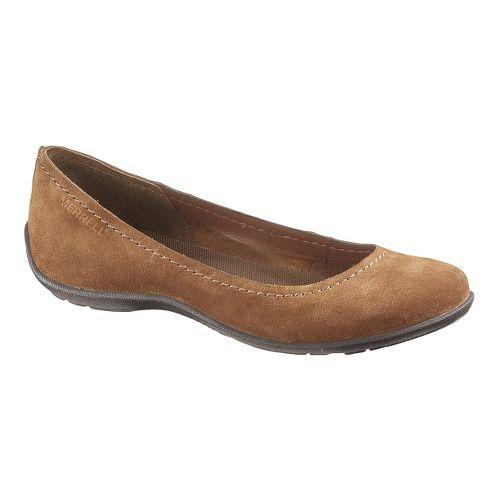 Womens Merrell Avesso Casual Shoe - Oak 6
