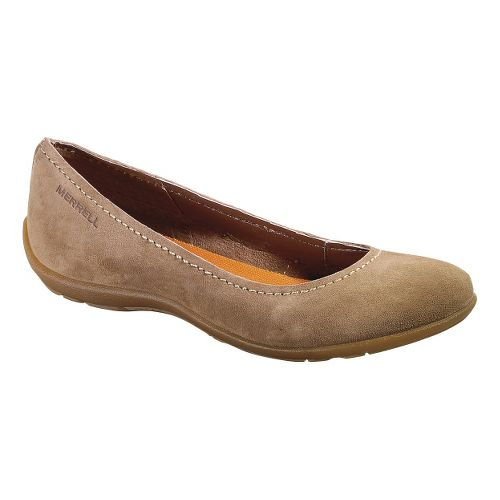 Womens Merrell Avesso Casual Shoe - Otter 9