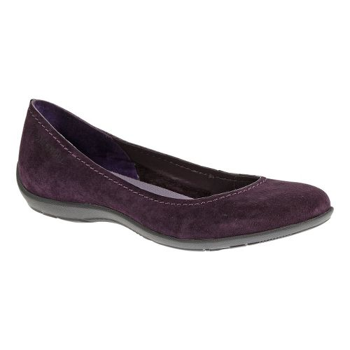 Womens Merrell Avesso Casual Shoe - Plum Perfect 11