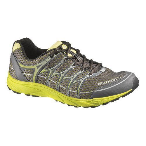 Mens Merrell Mix Master Move Trail Running Shoe - Castlerock 12