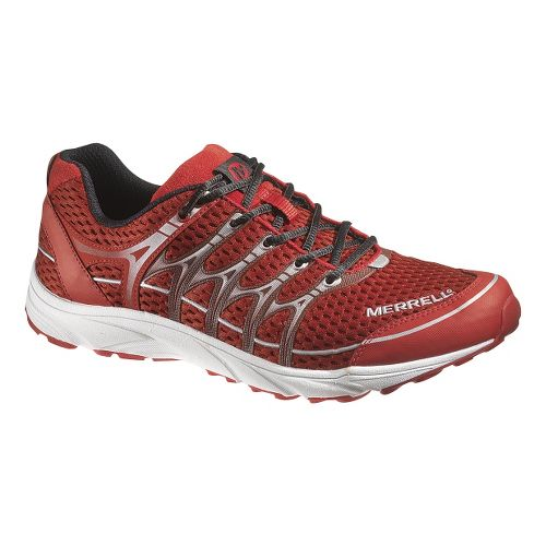 Mens Merrell Mix Master Move Trail Running Shoe - Crimson 8.5