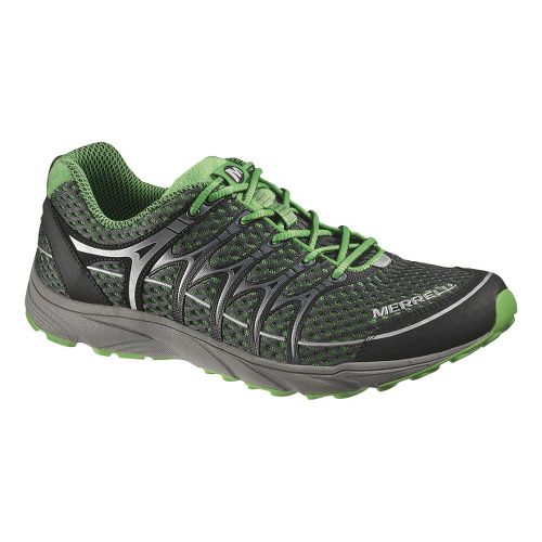 Mens Merrell Mix Master Move Trail Running Shoe - Parrot 7.5