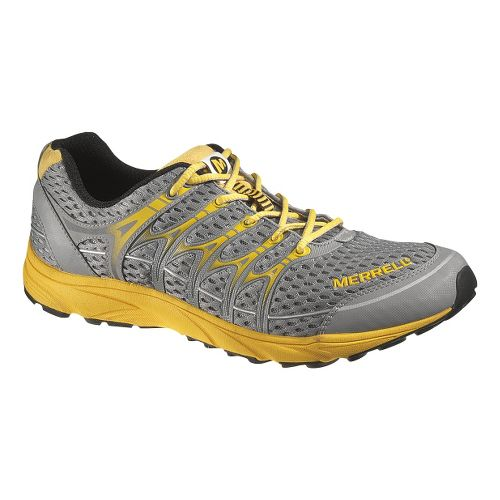 Mens Merrell Mix Master Move Trail Running Shoe - Wild Dove 14