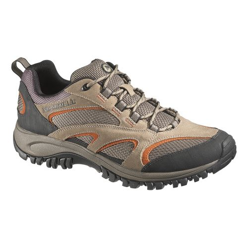 Mens Merrell Phoenix Vent Hiking Shoe - Brindle 7.5