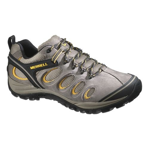 Mens Merrell Chameleon 5 Ventilator Hiking Shoe - Boulder 10.5