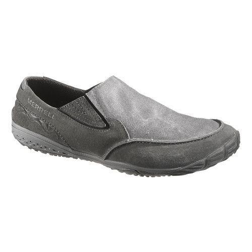 Mens Merrell Radius Glove Canvas Casual Shoe - Granite 8