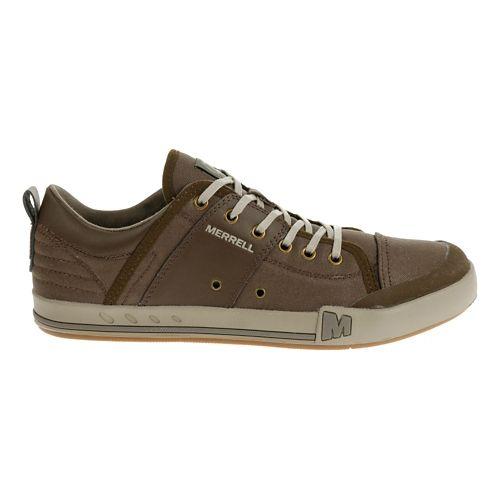 Mens Merrell Rant Casual Shoe - Black Slate 7