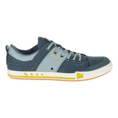 Mens Merrell Rant Casual Shoe - Black Slate 7.5