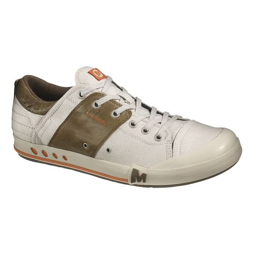 Mens Merrell Rant Casual Shoe - Natural 12