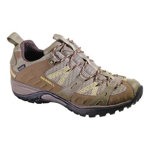 Womens Merrell Siren Sport 2 Waterproof Hiking Shoe - Brindle 10.5