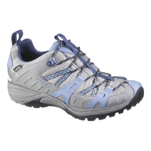 Womens Merrell Siren Sport 2 Waterproof Hiking Shoe - Drizzle 10