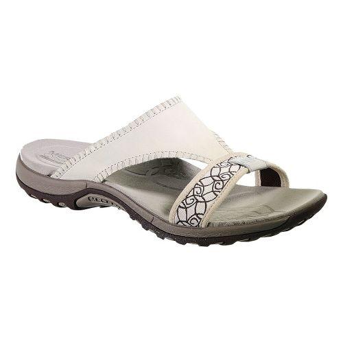 Womens Merrell Sweetpea Sandals Shoe - Bone 9