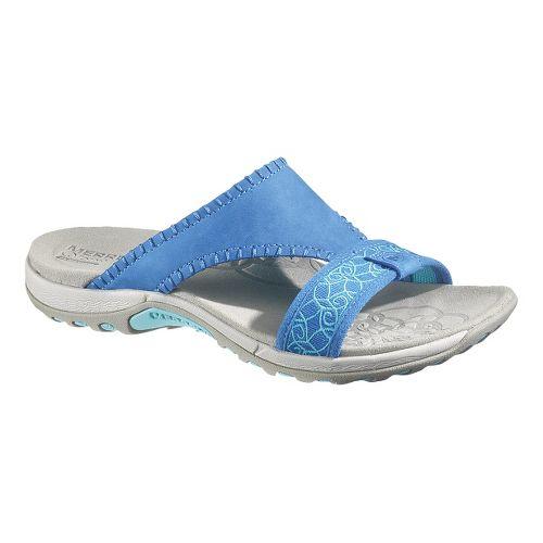 Womens Merrell Sweetpea Sandals Shoe - Victoria Blue 10