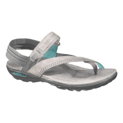 Womens Merrell Mimosa Clove Sandals Shoe - Drizzle 9