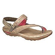 Womens Merrell Mimosa Clove Sandals Shoe