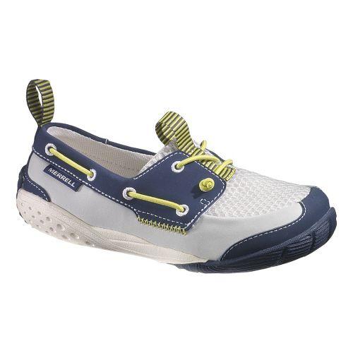 Kids Merrell Dock Glove Casual Shoe - Dark Denim 13