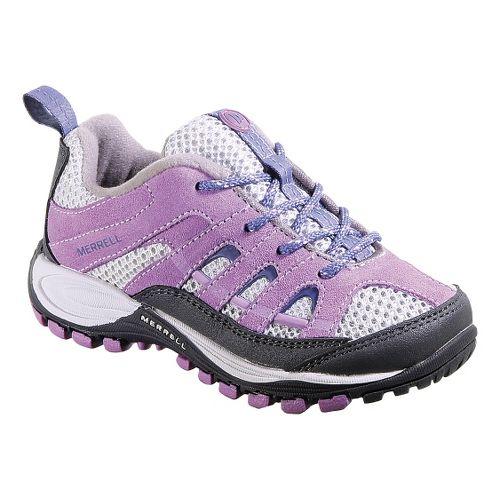 Womens Merrell Chameleon 4 Ventilator Hiking Shoe - Dusty Lavender 4.5