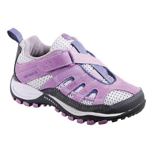 Kids Merrell Chameleon 4 Ventilator Z-Rap Hiking Shoe - Dusty Lavender 11
