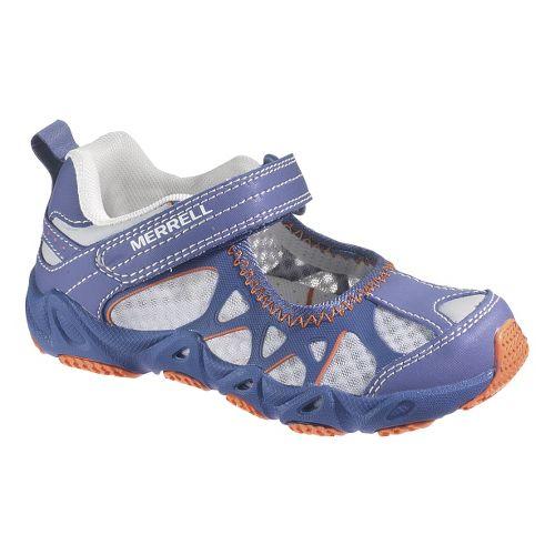 Kids Merrell Aquaterra Sprite MJ Casual Shoe - Marlin 6
