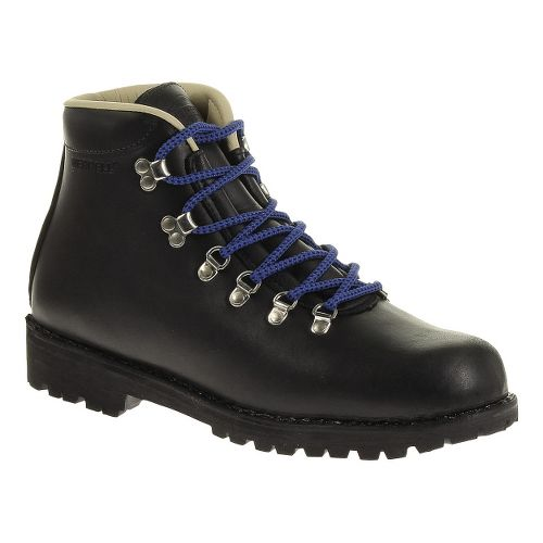 Mens Merrell Wilderness Hiking Shoe - Black 8