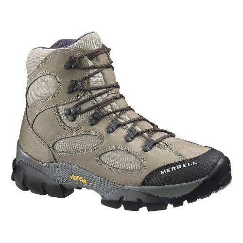 Mens Merrell Sawtooth Hiking Shoe - Walnut 7.5