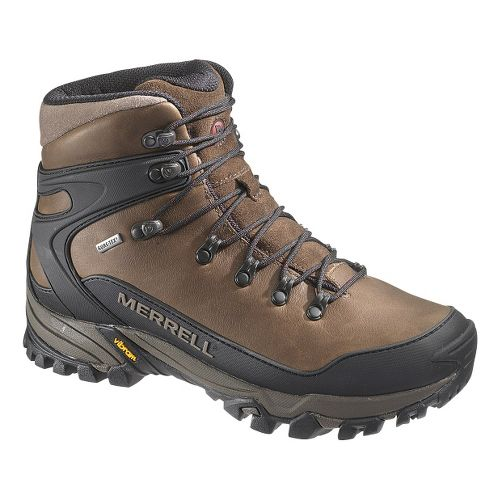 Mens Merrell Mattertal GORE-TEX Hiking Shoe - Dark Earth 9
