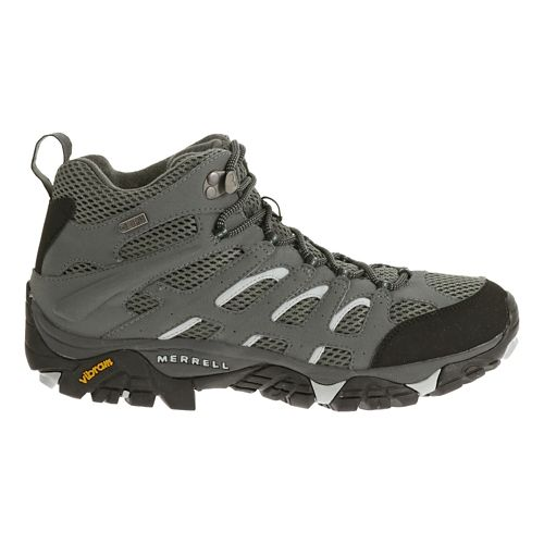 Mens Merrell Moab Mid Waterproof Hiking Shoe - Sedona Sage 7.5