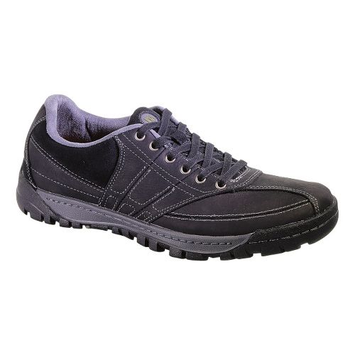 Mens Merrell Traveler Spin Casual Shoe - Black 8.5