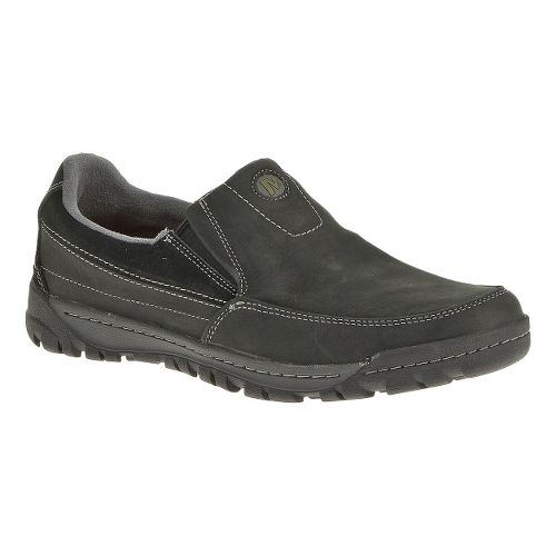 Mens Merrell Traveler Rove Casual Shoe - Black 8