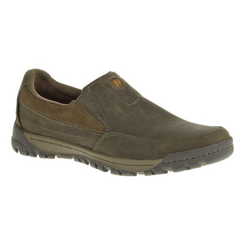 Mens Merrell Traveler Rove Casual Shoe - Canteen 12