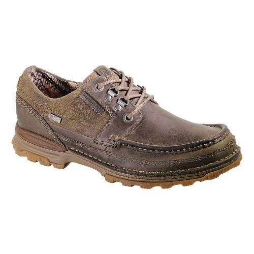 Mens Merrell Nobling Waterproof Casual Shoe - Kangaroo 9