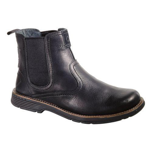 Mens Merrell Realm Pull Casual Shoe - Black 9.5