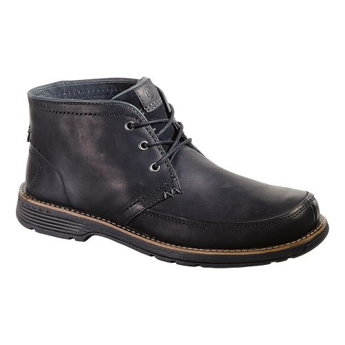 Mens Merrell Realm Chukka Casual Shoe - Black 7.5
