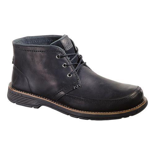 Mens Merrell Realm Chukka Casual Shoe - Black 8