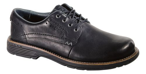Mens Merrell Realm Lace Casual Shoe - Black 7