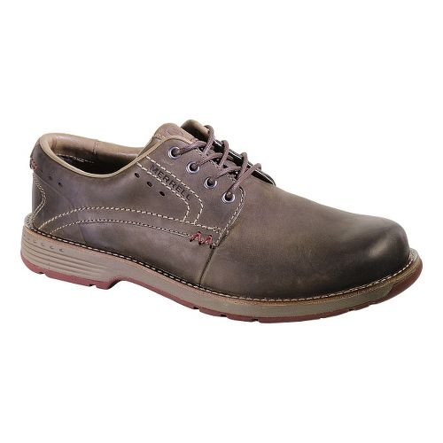 Mens Merrell Realm Lace Casual Shoe - Canteen 7