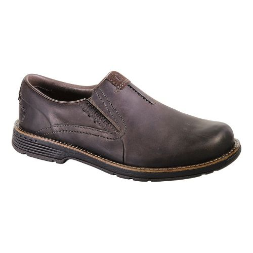 Mens Merrell Realm Moc Casual Shoe - Chocolate 9