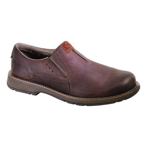 Mens Merrell Realm Moc Casual Shoe - Cinnamon 11.5