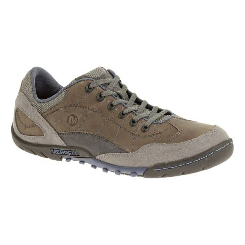 Mens Merrell Sector Pike Casual Shoe - Charcoal 15