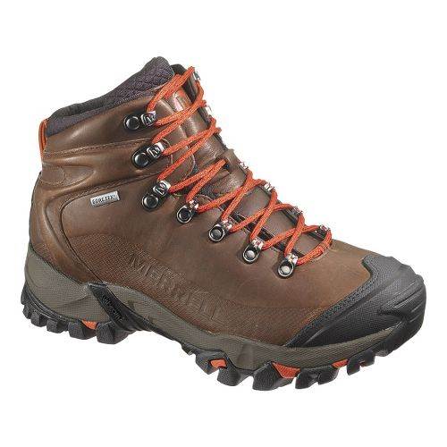 Womens Merrell Mattertal Echo GORE-TEX Hiking Shoe - Otter 5