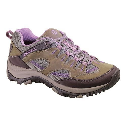 Womens Merrell Salida Hiking Shoe - Brindle 10