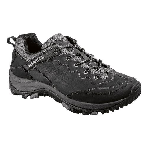 Womens Merrell Salida Trekker Hiking Shoe - Black 5.5