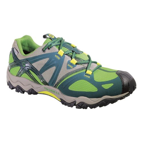 Womens Merrell Grasshopper Sport Waterproof Hiking Shoe - Pine 6.5