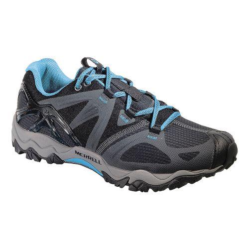 Womens Merrell Grasshopper Sport Hiking Shoe - Black 9.5