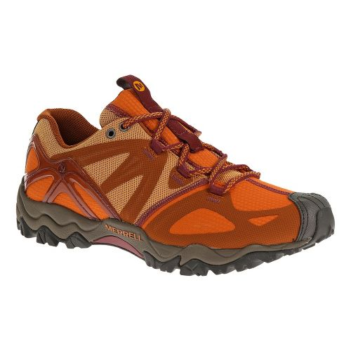 Womens Merrell Grasshopper Sport Hiking Shoe - Flame 5