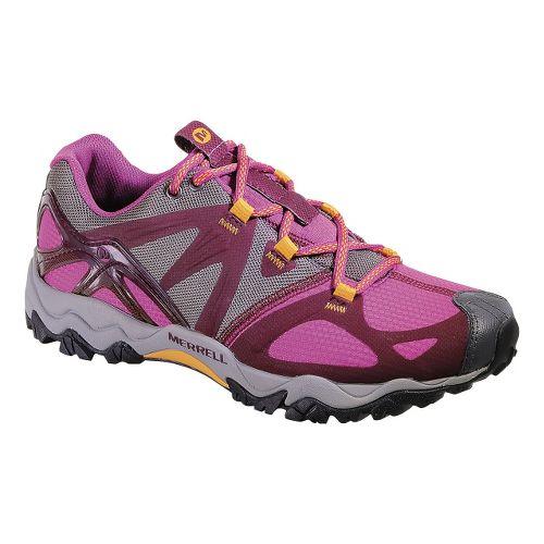 Womens Merrell Grasshopper Sport Hiking Shoe - Wine 8.5