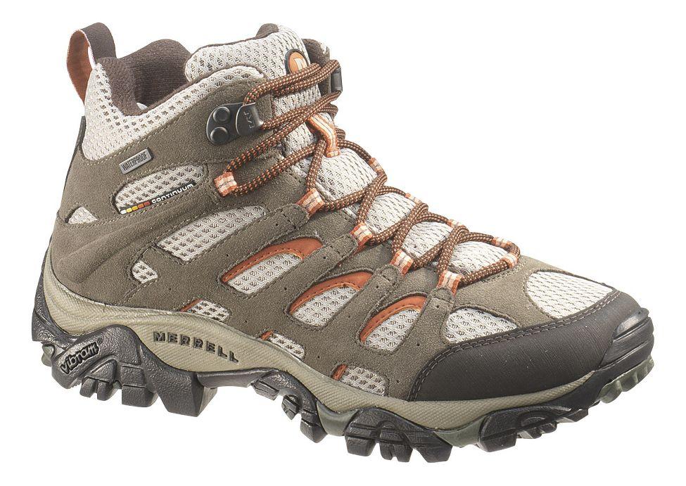 Merrell Moab Mid Waterproof Hiking Shoe