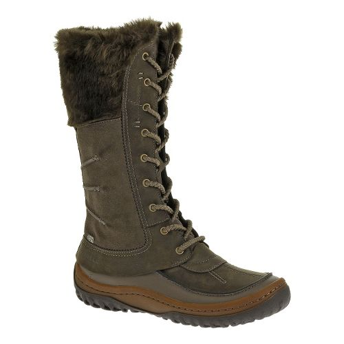 Womens Merrell Decora Prelude Waterproof Casual Shoe - Falcon 5