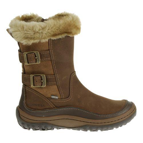 Womens Merrell Decora Chant Waterproof Casual Shoe - Brown Sugar 10