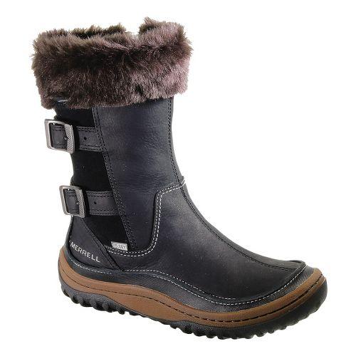 Womens Merrell Decora Chant Waterproof Casual Shoe - Black 11